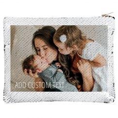 Custom Photo Upload For Mom