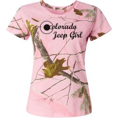 Colorado Jeep Girl