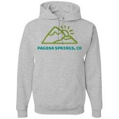 Pagosa Springs Adult Sweatshirt