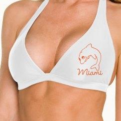 Dolphin Swim Top