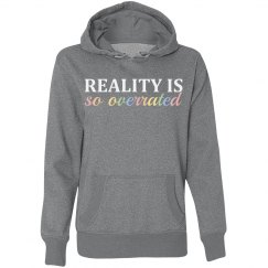Imagination Hoodie (Reality is Overrated)