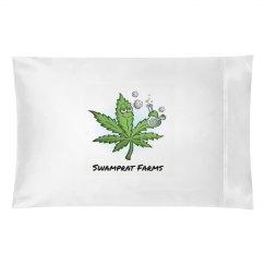 Swamprat Farms pillowcase