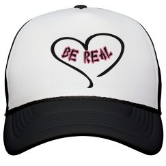 Be real caps