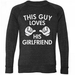Loves His girlfriend