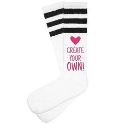 Customizable Design Socks For Gift