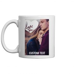 Custom Valentine's Day Mug