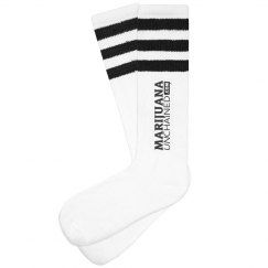 Black & White Munch Socks