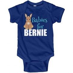 Babies For Bernie Sanders