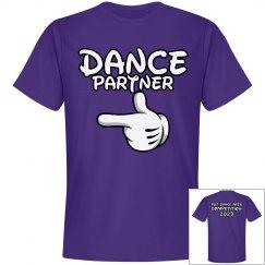 Dance Partner T's