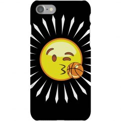 Basketball Emoji Case
