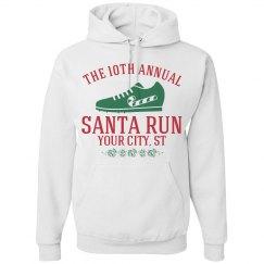 Warm Santa Run This Year