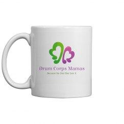 Drum Corps Mamas Coffee Mug
