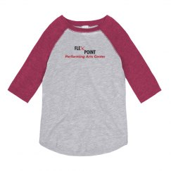 Flex Point Youth 3/4 Sleeve