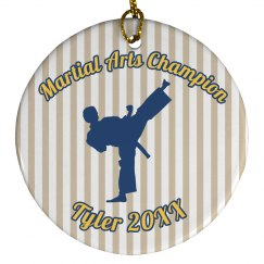 Martial Arts Ornaments