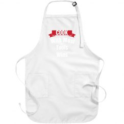 Cook with most tools wins