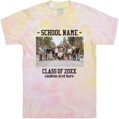 Class Photo Custom Tee