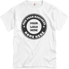 Customize Your Own Business Tee