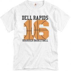 16 Quarrier B-Ball Shirt