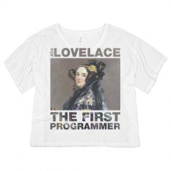 Ada Lovelace Was First