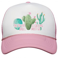 The Desert Is Calling Hat