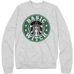 Basic Witch Halloween Coffee