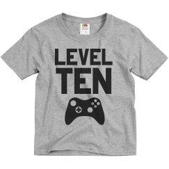 Level Ten Level Up