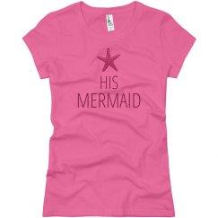 Mermaid Matching Couple Shirts