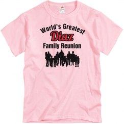 Diaz Family Reunion
