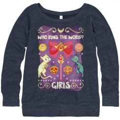 Magic Moon Cats Sweatshirt