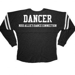 dancer long sleeved