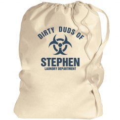 Dirty duds of stephen
