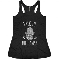 Talk to the Hamsa Yoga