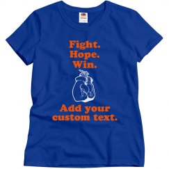 Fight. Hope. Win.