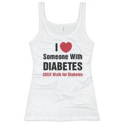 Love Someone W/  Diabetes