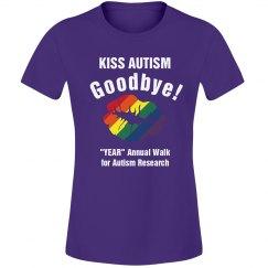 Kiss Autism Goodbye