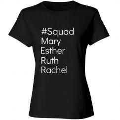 Squad- Women