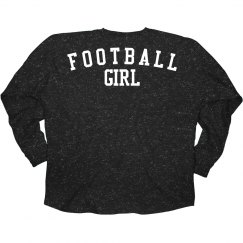 Football Fan Girl Jersey