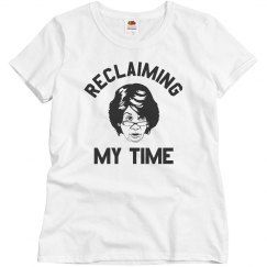 Maxine Waters Reclaiming My Time