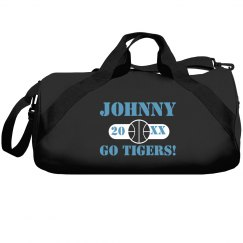Tigers Basketball Bag