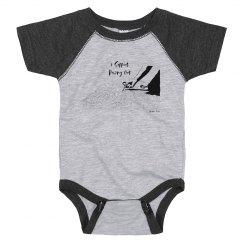I Support Pulling Out - Infant - Raglan Bodysuit