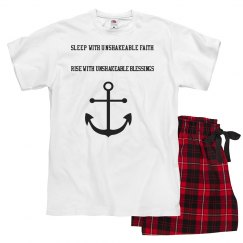 Sleep over pajama set
