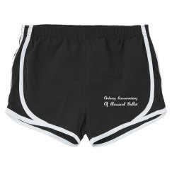 Adult OCCB Exercise Shorts