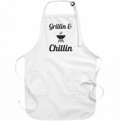 Just Grillin' And Chillin'