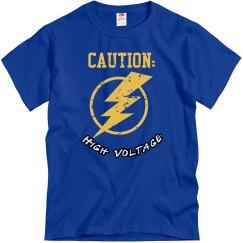 Caution: High Voltage