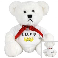 I luv you! Bear