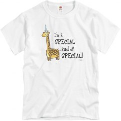 Giraffe Special grey