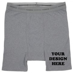 Create Your Own Men's Boxer Briefs
