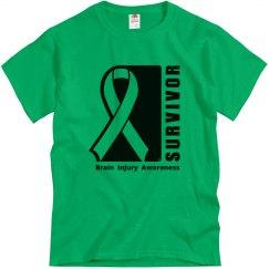 Brain Injury T shirt