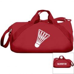 Cool Badminton Duffle Bag