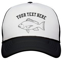 Customized Fishing Hat